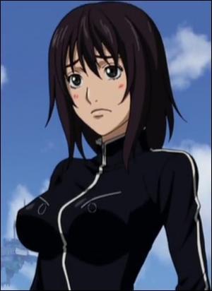 Dans 'Air Gear', c'est la meilleure amie de Nakayama Yayoi. Elle fait partie du club d'athlétisme et elle est amoureuse de Kazuma Mikura. Qui est-ce ?
