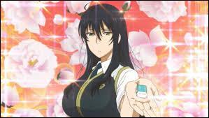 C'est une sorcière dans le manga 'Witchcraft Works'. Sa mère est la présidente de l'école Kazane. Elle est la fille la plus populaire de cette école. C'est le personnage principal féminin du manga. Qui est-ce ?