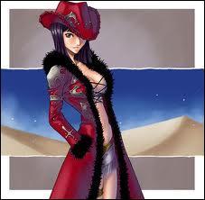 Cette pirate de l'équipage du Chapeau de Paille a une prime à 80 000 000 de Berryselle. Elle sait lire les ponéglyphes et est archéologue. Elle était recherchée par la marine quand elle était enfant. ('One Piece')