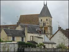 Vois l'église Saint-Pierre-ès-Lien de la commune Ornaise de Ceton. Elle se situe en région ...