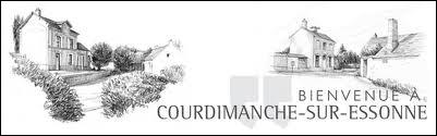 D'après-vous, Courdimanche-sur-Essonne est une commune du département ...