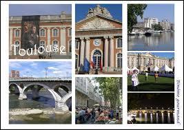 Nous partons faire une petite balade à Toulouse. Connue pour ses violettes, celle que l'on surnomme  la ville rose  se situe en région ...