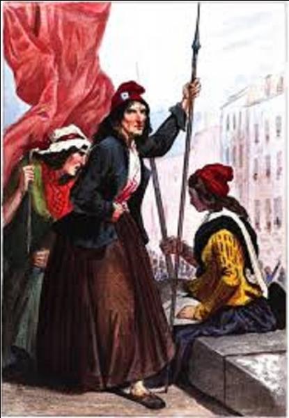 Avant la révolution, c'était une pratique considérée comme grossière. Mais, la convention la rendit obligatoire, pour tous et en toutes circonstances. Quelle est cette pratique ?