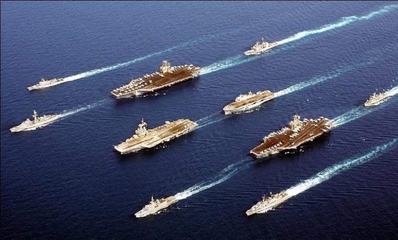 Actuellement, pouvez-vous indiquer le nombre de porte-avions à propulsion nucléaire dans le monde.