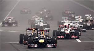 Lors des championnats du monde de Formule 1, il y a...
