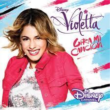 Le CD de la saison 3 de 'Violetta'
