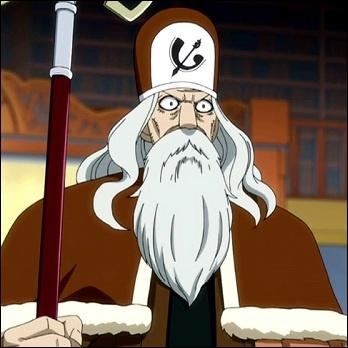 Ce personnage d'Edolas (Faust) représente sur Earthland...