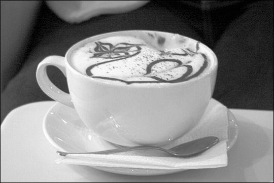 Qu'aimait Gainsbourg quand il s'adressait au café ?