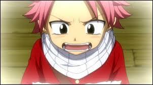 Enfant, Natsu se bagarrait toujours avec Grey et Erza ! Mais avec qui jouait-il le plus ?
