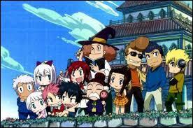 Et enfin, lequel de ces enfants ne connaît-on pas son histoire, bien qu'il soit un personnage important de 'Fairy Tail' ?
