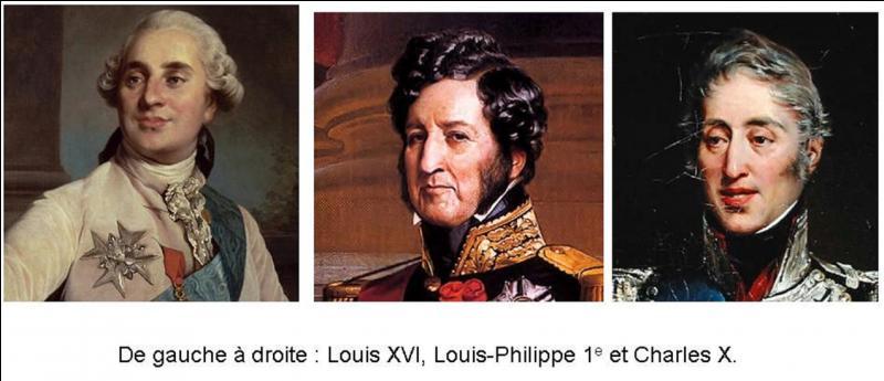 Qui a été le premier à porter le titre de « roi des Français » ?