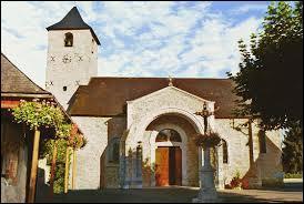 Nous revenons sur terre et nous partons visiter le village aquitain d'Ogeu-les-Bains. Nous nous situons dans le département n° ...