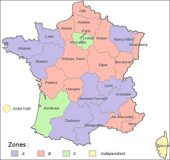 Cette France a l'air bien éclatée et disparate, mais elle a sa logique propre ; laquelle ?