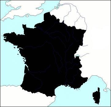 La France est toute noire ! Mais que veut dire cette carte ?