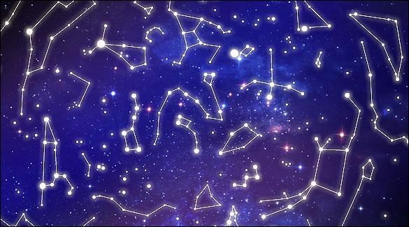 Lesquelles ne sont pas des constellations ?