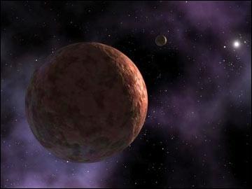 Lesquelles sont des planètes naines ?