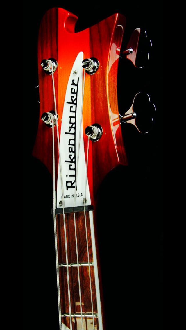 Logos de marques de guitares et basses