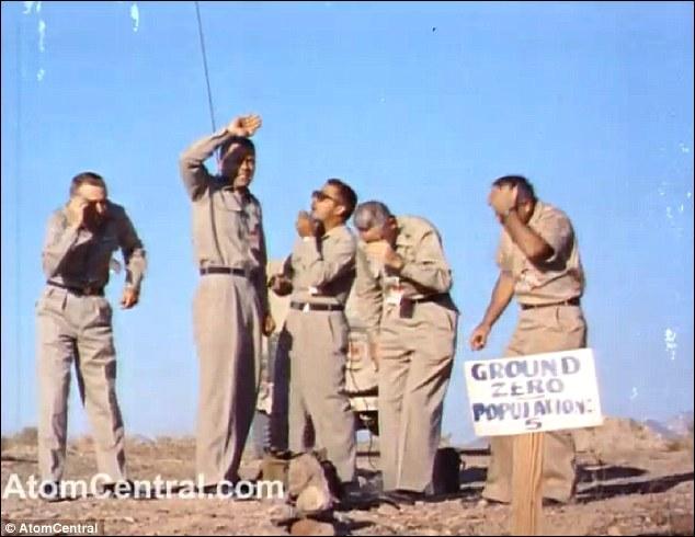 Courageux, inconscients mais volontaires 6 personnes participèrent à une expérience le 19 juillet 1957. Que se passa-t-il, ce jour-là, dans le désert du Nevada ?