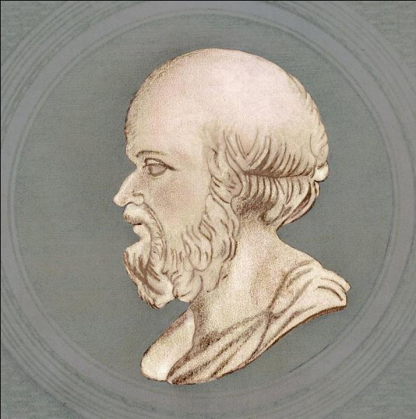 Il était est un astronome, géographe, philosophe et mathématicien grec du IIIe siècle avant notre ère. Nommé à la tête de la bibliothèque d'Alexandrie. Il se serait laissé mourir de faim, car, devenu aveugle, il ne pouvait plus admirer les étoiles. Qui est-il et qu'a-t-il découvert ?