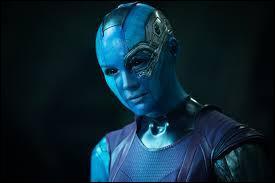 Quel est le nom de la sœur de Gamora ?