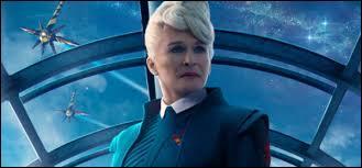 Quelle actrice joue le rôle de Nova Prime ?