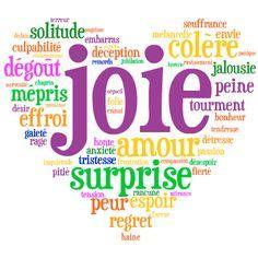 Les sentiments et les émotions en français
