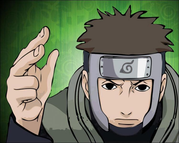 Tout comme le premier hokage Yamato utilise la technique...
