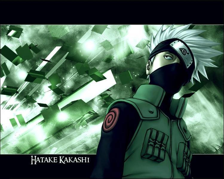 Qui remplace Kakashi ?