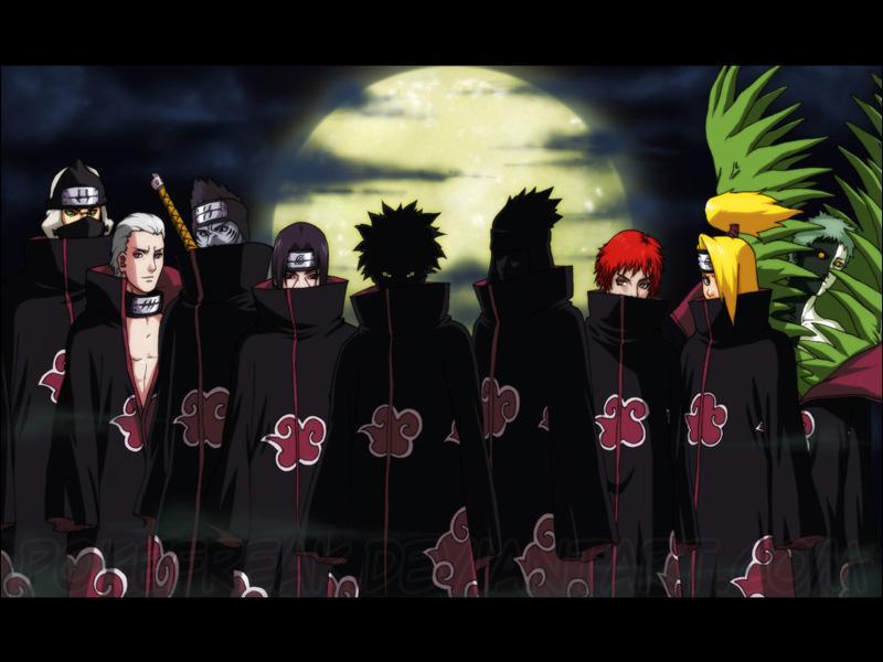 Quel est le premier membre de l'Akatsuki qui a été suscité ?
