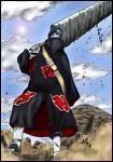Qu'a du faire Kisame pour devenir un shinobi, d'après le rituel de son pays ?