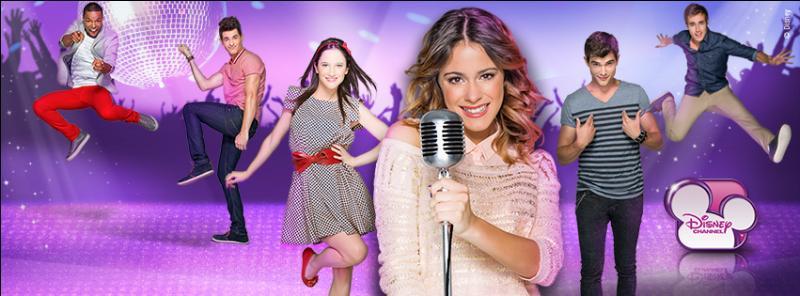 Quelle est la première chanson de la saison 3 de Violetta ?