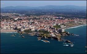 Biarritz est la ville où il pleut le plus ?