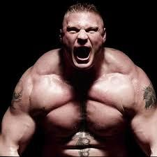 Brock Lesnar : The Beast