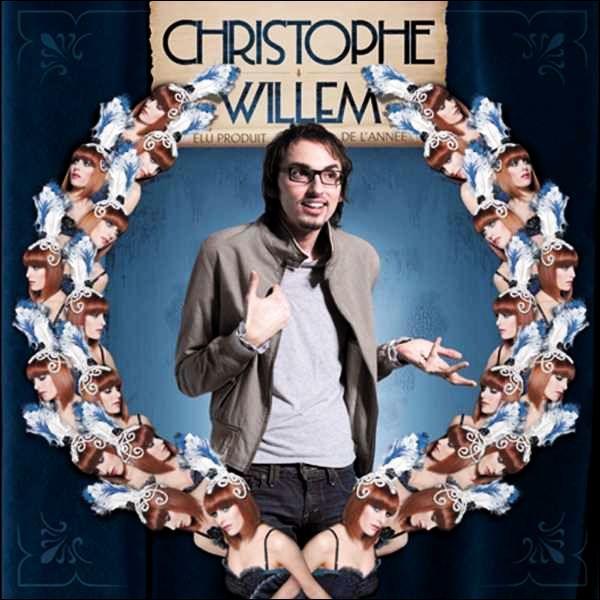 """2007. """"À qui la faute ? Je suis l'un et l'autre..."""". Dans quelle chanson Christophe Willem a-t-il choisi l'auto-dérision ? (clip)"""