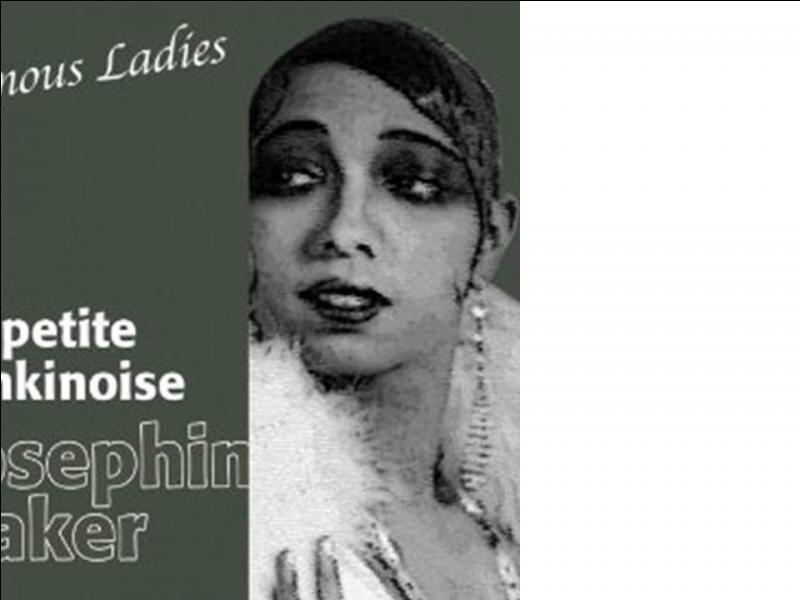 """1930. Joséphine Baker : """"Je suis vive, je suis charmante / Comme un p'tit z'oiseau qui chante / Il m'appelle sa p'tite bourgeoise"""". Qui est-ce ? (Clip)"""