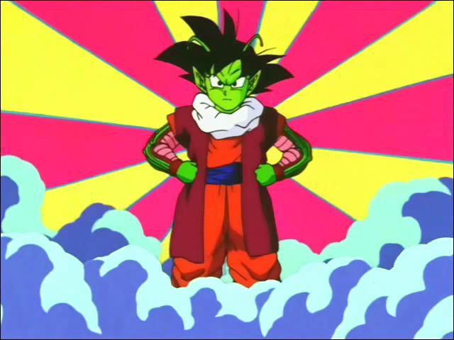 Ha ! Un autre bonhomme vert ! C'est la fusion de :