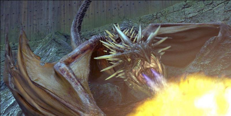 Je suis considéré comme le plus dangereux de tous les dragons !  Qui suis-je ?