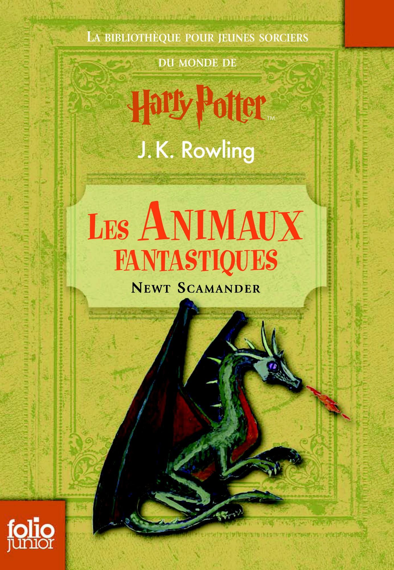Les Animaux Fantastiques dans le monde de Harry Potter