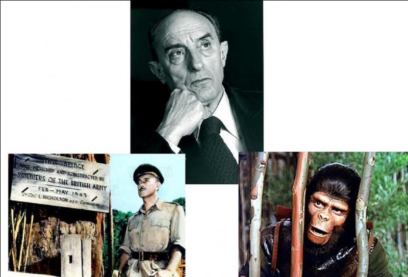 Peter John Rule a été un agent de liaison de la France libre en Indochine. Bien sur, ce nom est un alias, nous le connaissons pour un « monde simiesque » ! Peut-être, aimez-vous cet air sifflé qui caractérise une de ses œuvres mise à l'écran. Qui est cet homme ?
