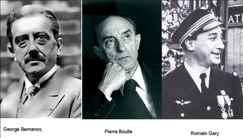 Le général de Gaulle dit de cet écrivain :  « Celui-là, je ne suis jamais parvenu à l'attacher à mon char ! » Parlant de l'Académie française, cet écrivain osa dire :  « Quand je n'aurai plus qu'une paire de fesses pour penser, j'irai l'asseoir à l'Académie » Qui est-il ?