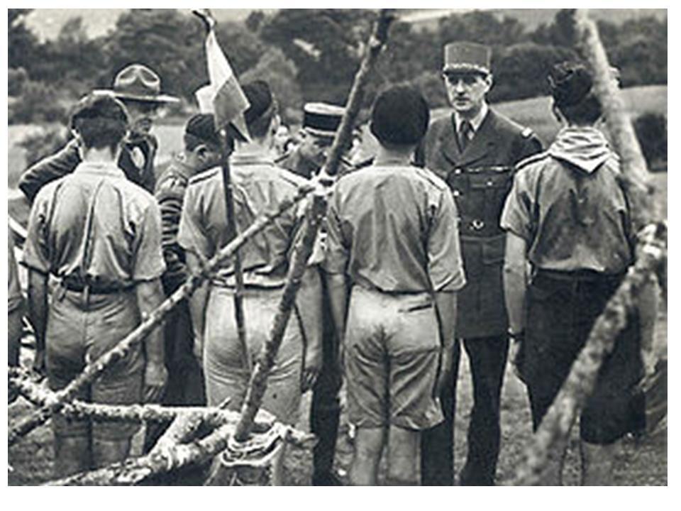 Quelques Résistants pendant la 2e Guerre mondiale !