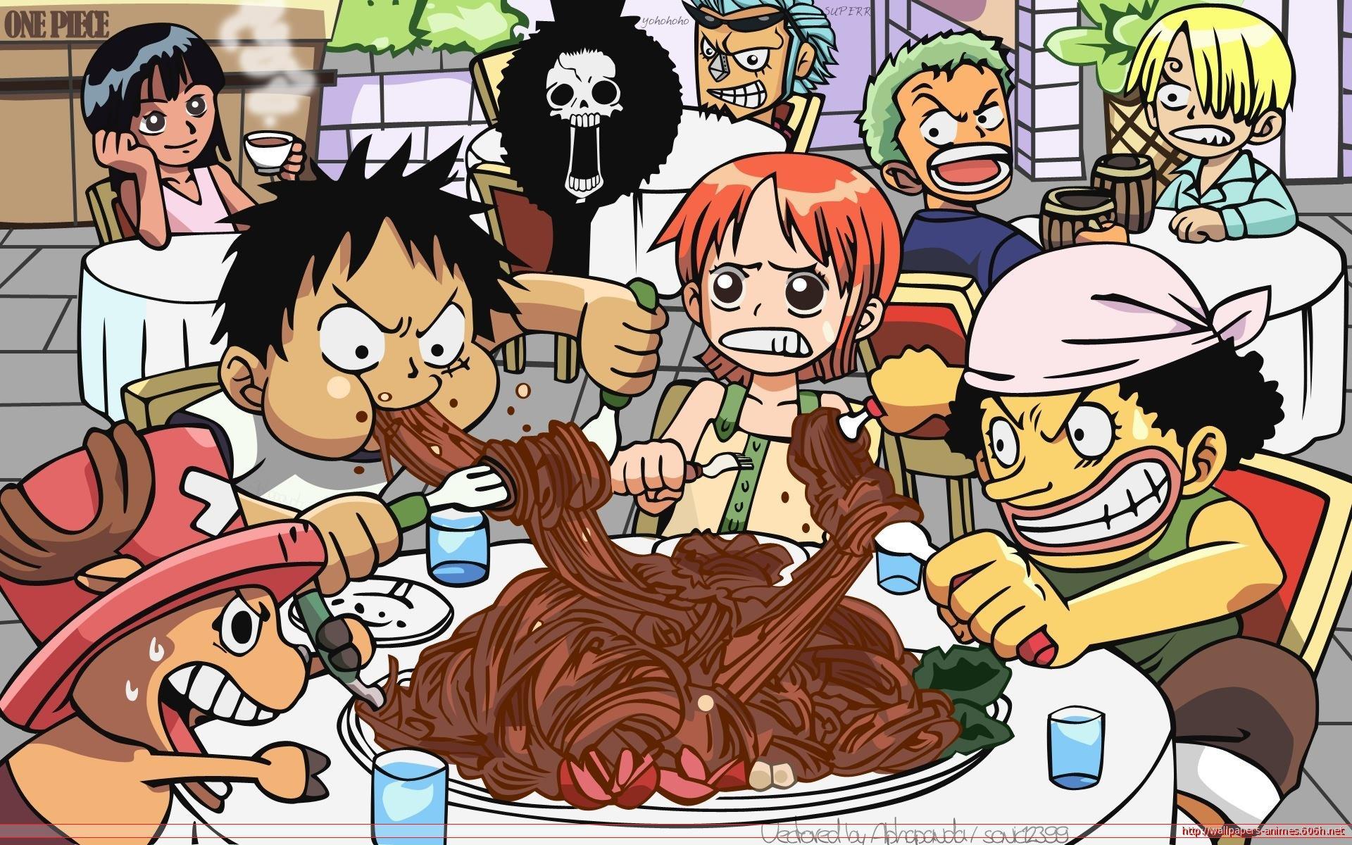 One Piece en folie (4)