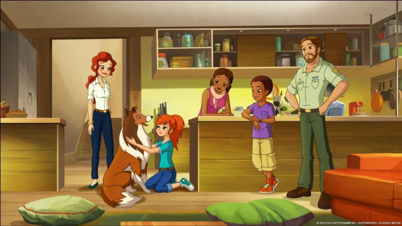 La famille de Zoe est