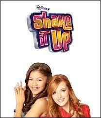 """Dans """"Shak it up Chicago """" comment s'appellent les 2 meilleures amies ?"""