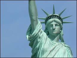 Quel pays a offert la statue de la Liberté aux Etats-Unis ?