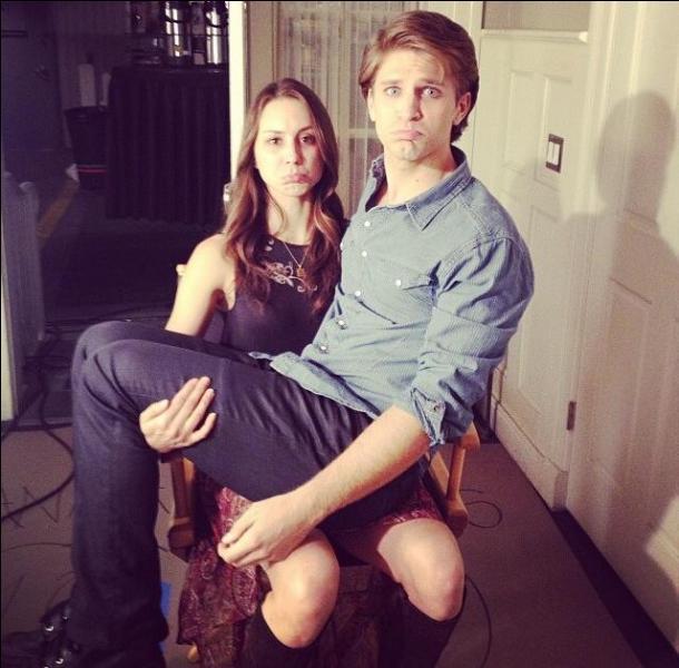 Depuis quelle saison Spencer et Toby sont-ils ensemble ?