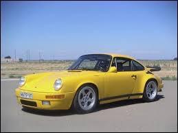 Quel est cette Porsche ?