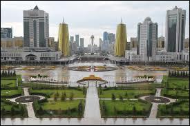 Quel était l'ancienne capitale du Kazakhstan avant Astana ?