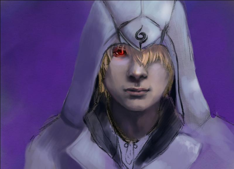 Naruto faisait de simples cosplays avant de débuter sa carrière. Ici, il est déguisé en...