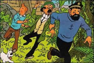 """Laquelle de ces personnes n'est pas arrêtée par le général Tapioca dans """"Tintin et les Picaros"""" ?"""